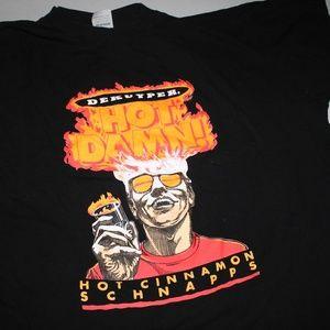 Vintage Dekuyper Hot Cinnamon Schnaaps T-Shirt